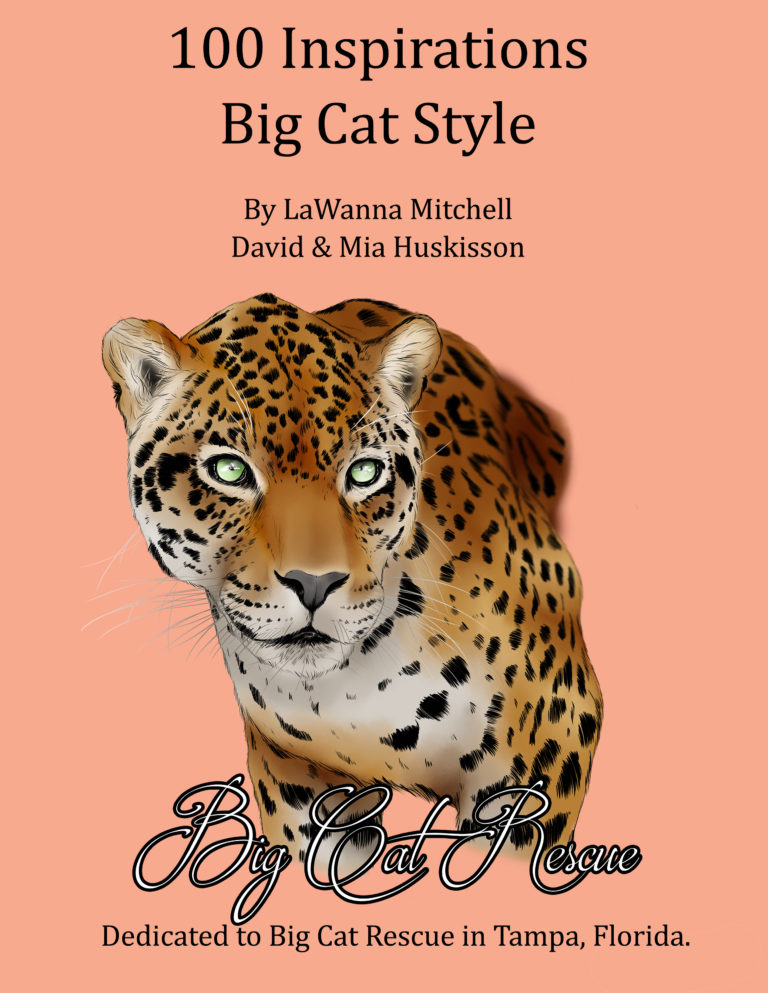 100 Inspirations Big Cat Style